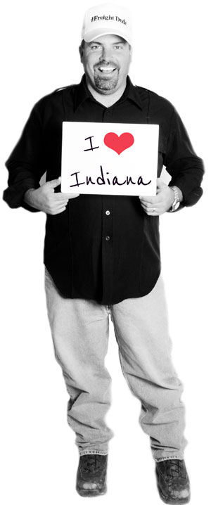 Freight Dude <3 Indiana